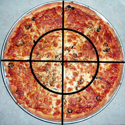 A lesson in data storage, starring WikiLeaks and pizza